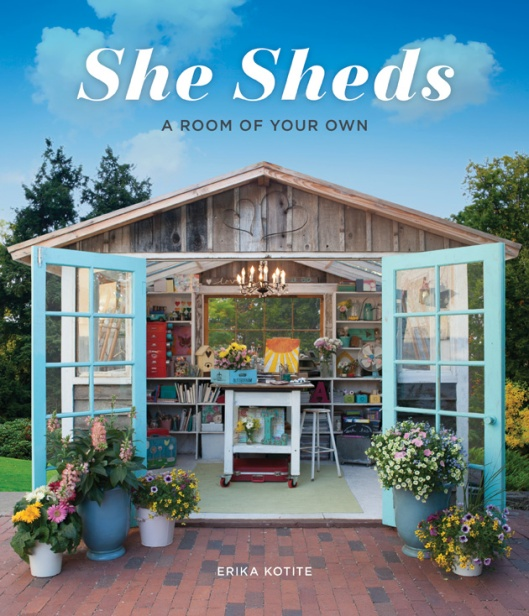 She Sheds book cover